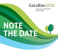 GaLaBau 2014 – 21st International Trade Fair for Urban Green and Open Spaces
